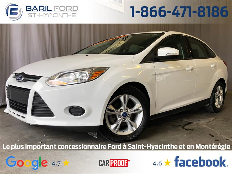 Ford Focus 2014 SE #80615a