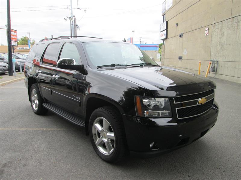 Chevrolet Tahoe 2013 4WD LT #CONS-01