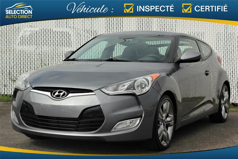 Hyundai Veloster 2012 3dr Cpe #S083734