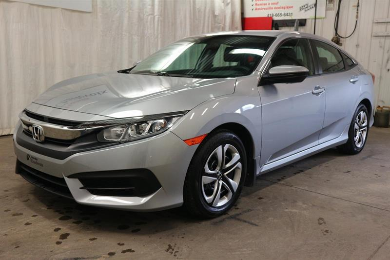 Honda Civic Sedan 2016 LX #C3056A