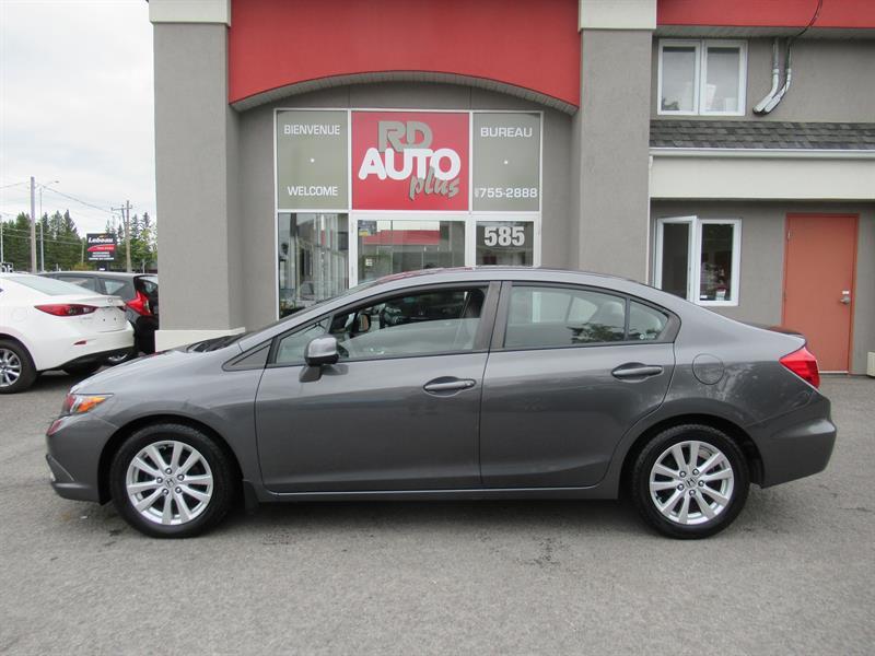Honda Civic 2012 EX #10022