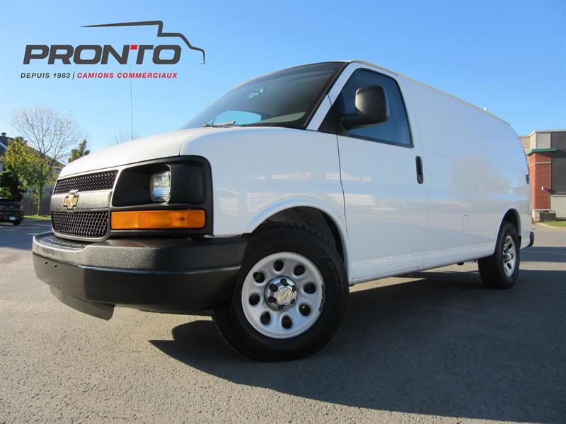 Chevrolet Express Cargo Van 2012 AWD #3731