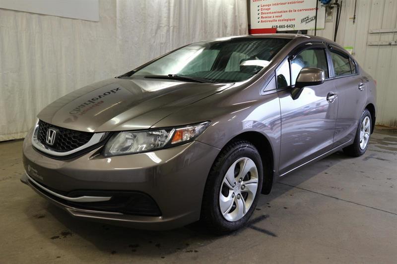 Honda Civic Sdn 2013 LX #C2621B