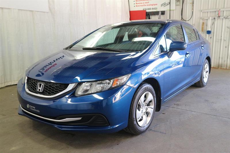 Honda Civic Sedan 2014 LX #C2991A