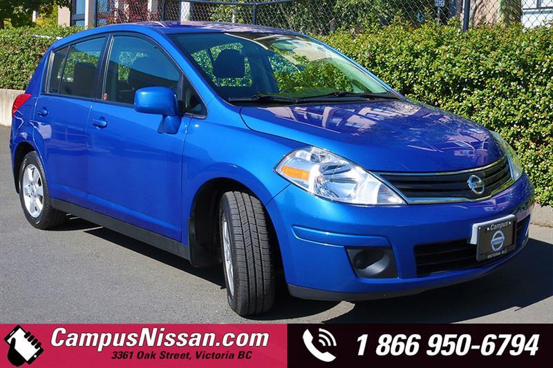 2011 Nissan Versa S Hatchback #8-P272B