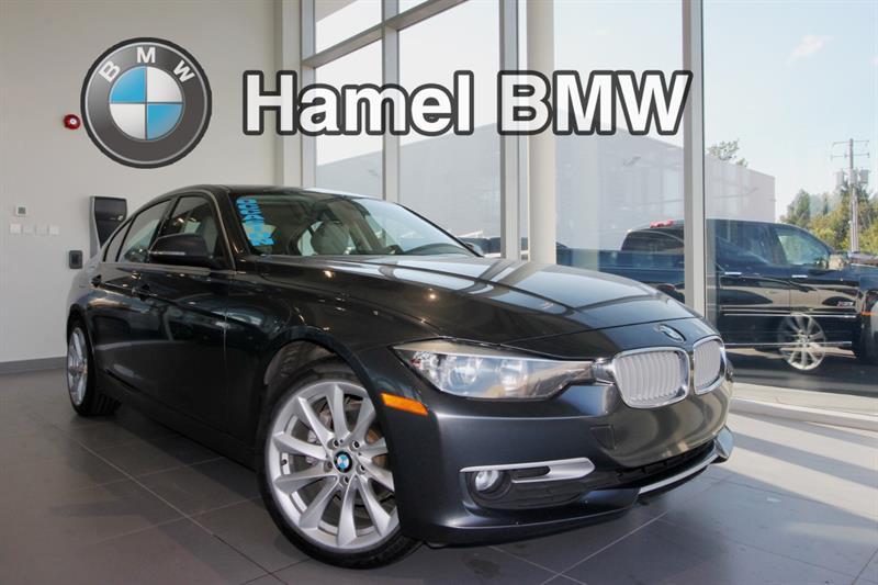 2014 BMW 3 Series 4dr Sdn 320i xDrive AWD 1,9% 84mois #U18-194
