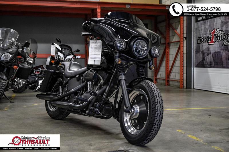 Harley Davidson FXSTB 2006