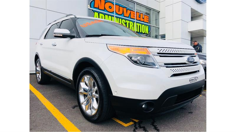 Ford Explorer 2014 Limited #10028F