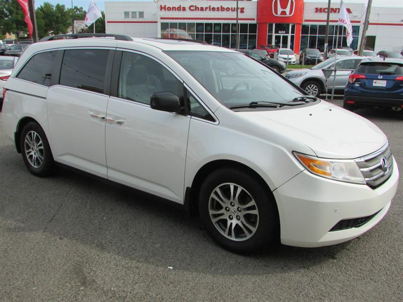 Honda Odyssey 2013 Familiale, 4 portes, EX-L avec RES #18072A