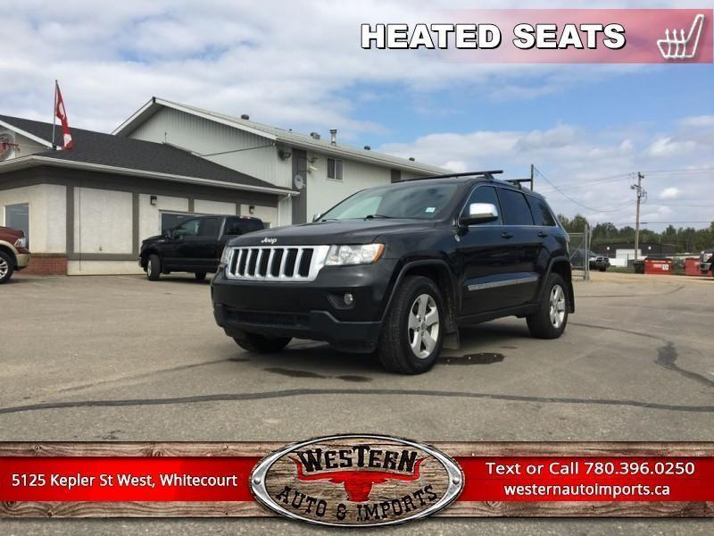 2011 Jeep Grand Cherokee Laredo #M550431