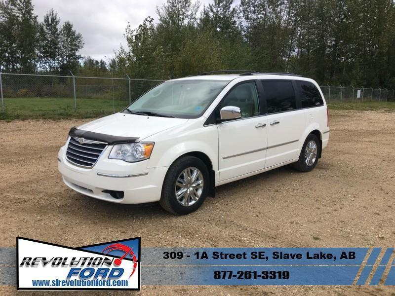 2008 Chrysler Town & Country TOWN & COUNTRY LMT #F727873