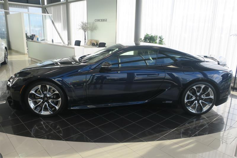 2018 Lexus LC LC 500H  GROUPE PERFORMANCE #13893A