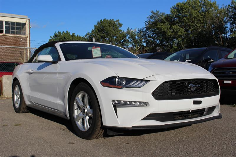 Ford Mustang 2019 ECOBOOST #90043