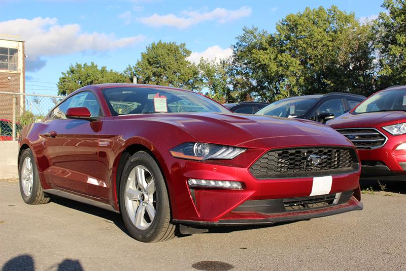 Ford Mustang 2019 ECOBOOST #90042