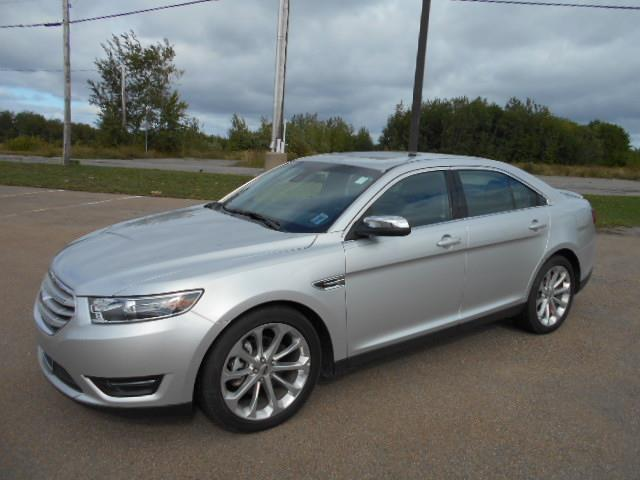 2017 Ford Taurus 4dr Sdn Limited AWD #MP-2524