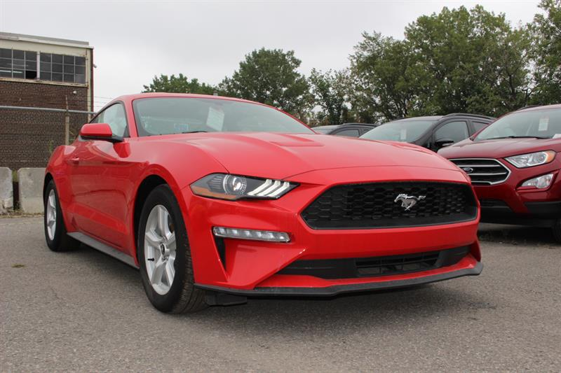 Ford Mustang 2018 ECOBOOST #80946