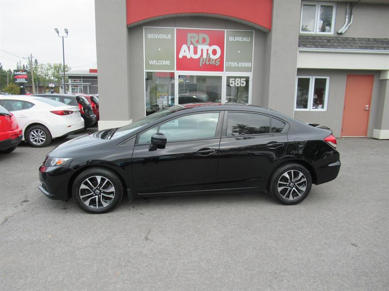 Honda Civic Sedan 2015  EX #10044