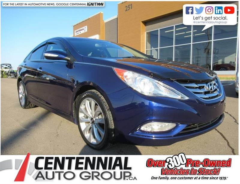 2011 Hyundai Sonata Limited 2.0L Turbo | Sunroof | Navi #U569A