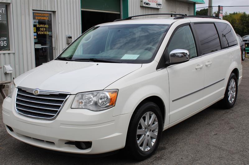 Chrysler Town - Country 2010 4dr Wgn Touring #PV6784