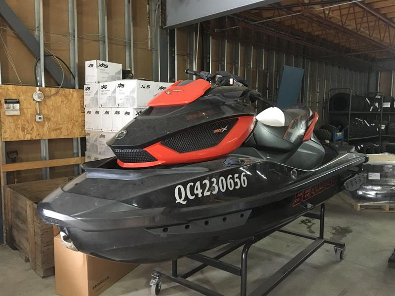 Sea-doo RXT X 2011