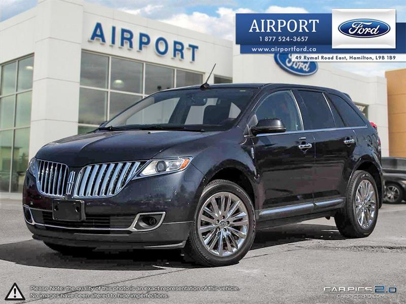 2013 Lincoln MKX AWD with only 108,468 kms #A80726