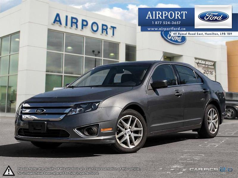 2012 Ford Fusion SEL FWD with only 117,993 kms #A71048