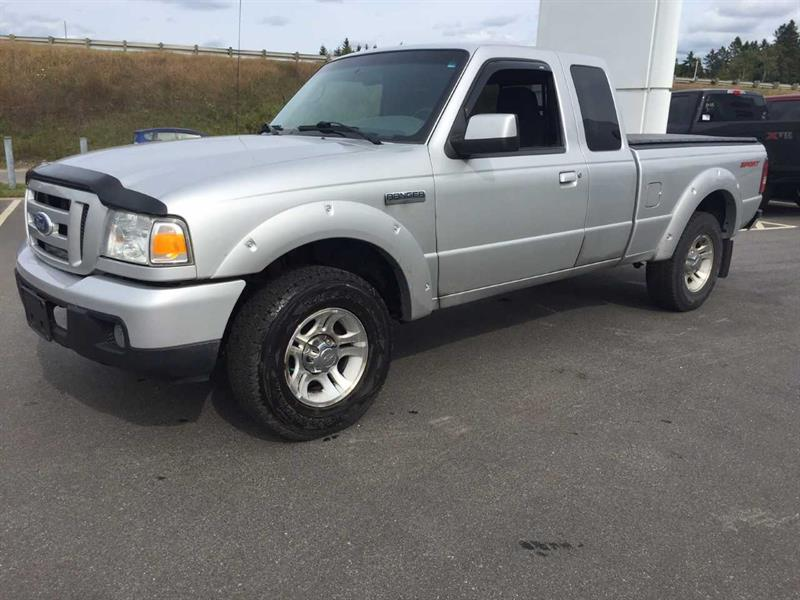 Ford Ranger 2007 2WD SuperCab 126,SPORT,AIR,XLT #18632A