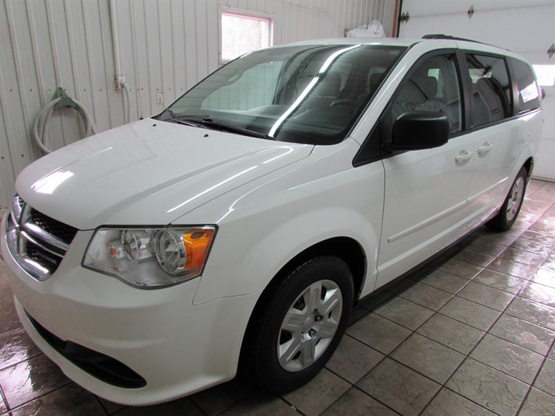 2011 Dodge Grand Caravan 4dr Wgn #11-131