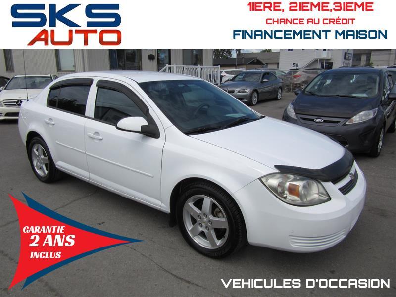 Chevrolet Cobalt 2010 LT (GARANTIE 2 ANS INCLUS) FINANCEMENT MAISON #SKS-4179-2