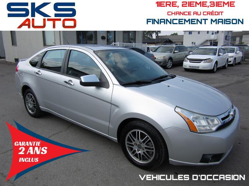 Ford Focus 2011 SE (GARANTIE 2 ANS INCLUS) ***FINANCEMENT MAISON** #SKS-4176-2