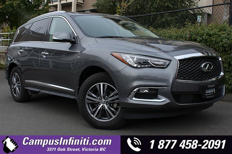2017 Infiniti QX60 Base Premium Package #17-QX6002