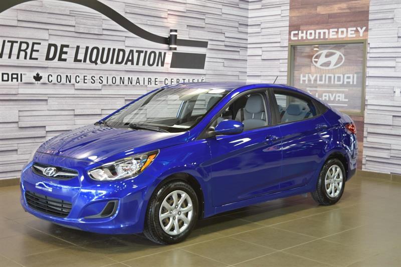 Hyundai Accent 2013 GL #s8406