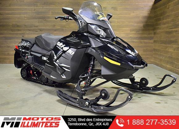 Ski-Doo MXZ X 1200 4 TEC 2014