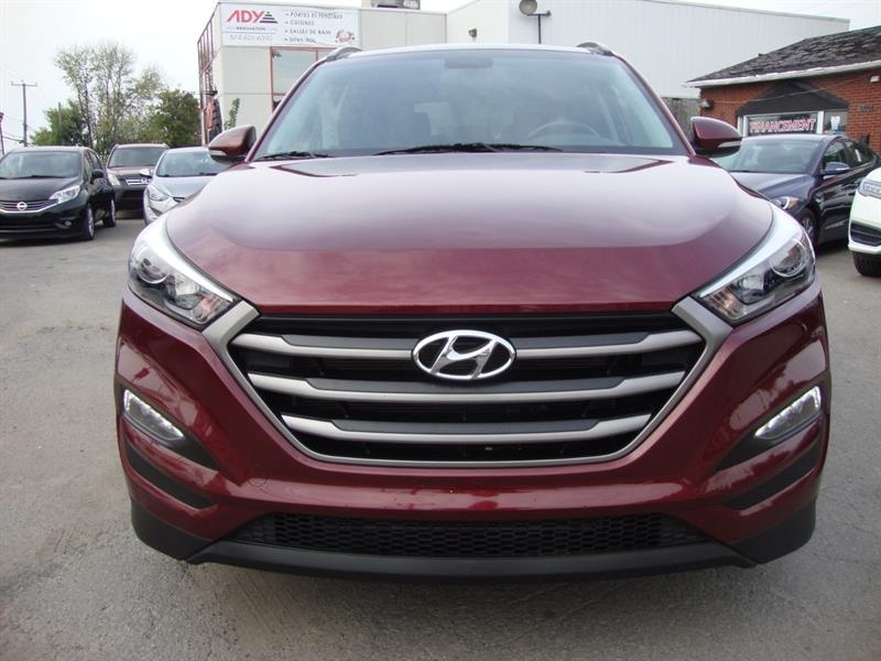 2016 Hyundai Tucson AWD LIMITED TECH-NAV-PANORAMIC  #S14