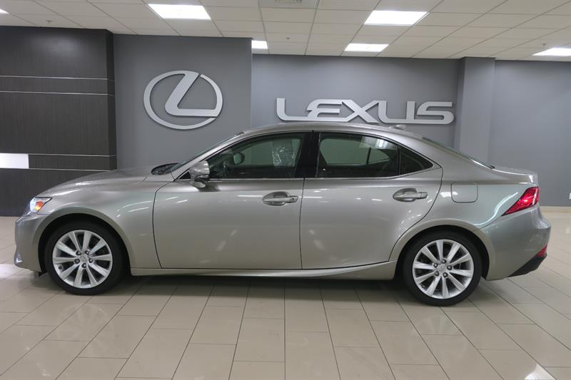 Lexus IS 300 2016 AWD BAS KILOMETRAGE #14300A