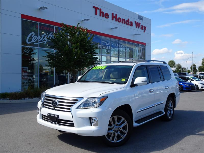2014 Lexus LX570 Ultra Premium Package WIN A $12,000 TRIP! #P5239