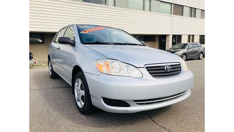 Toyota Corolla 2006 CE #K0082A