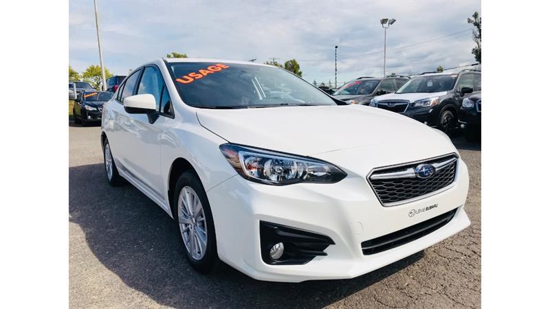 Subaru Impreza 2018 Touring #15596A