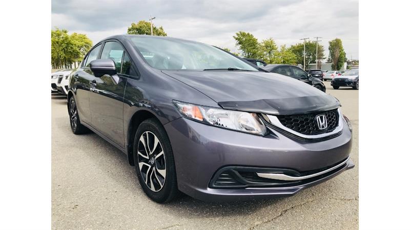 Honda Civic 2015 EX #15611A