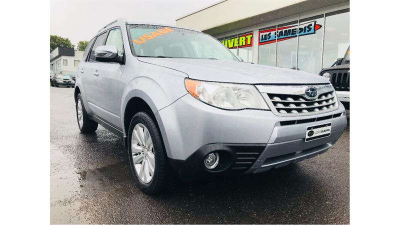 Subaru Forester 2012 2.5X Touring Package (A4) #J1337A
