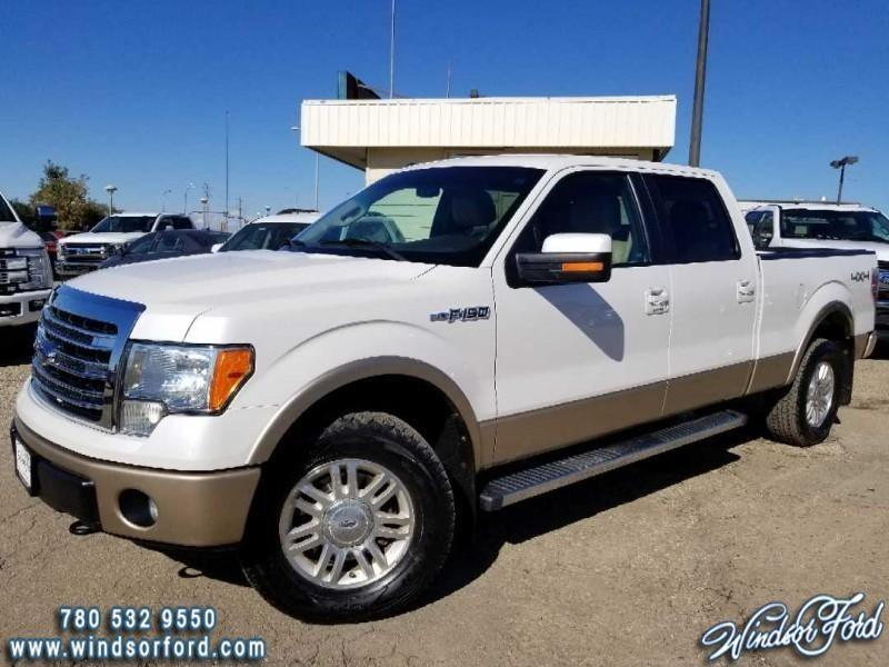 2013 Ford F-150 LARIAT #RT0385A