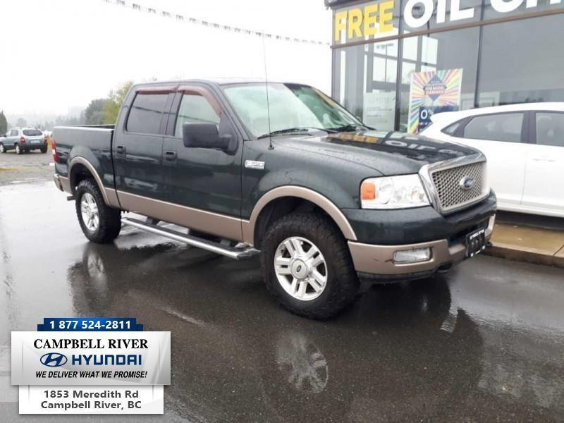 2004 Ford F-150 LARIAT #T18203
