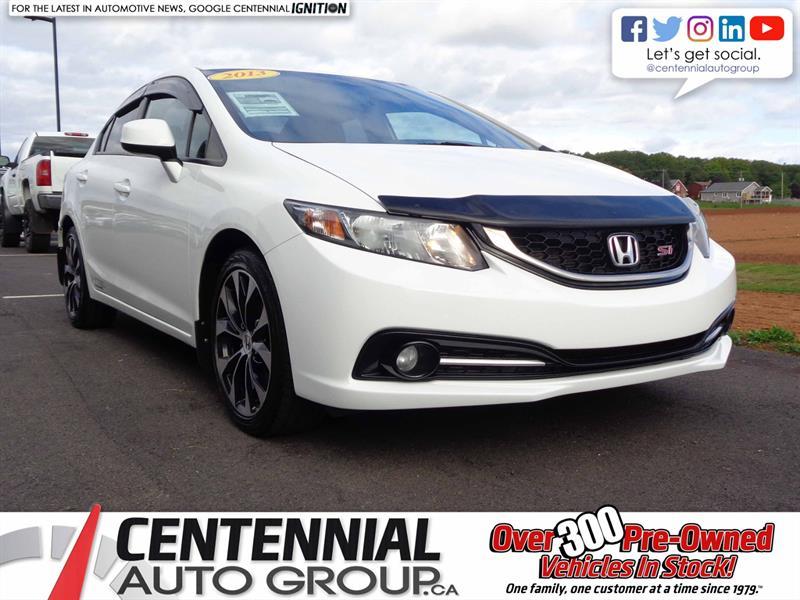 2013 Honda Civic Sdn Si | 2.4L | Bluetooth |  #S18-095B