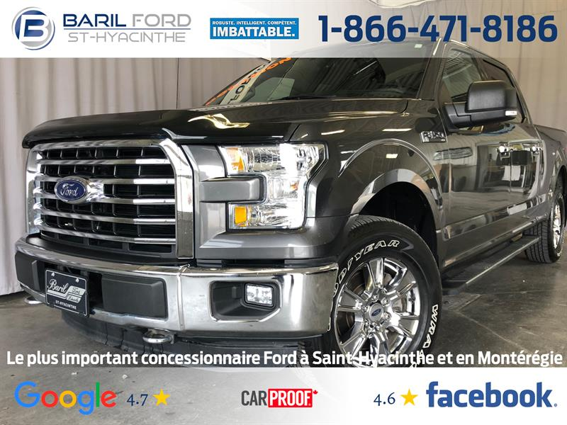 Ford F-150 2016 4WD SuperCrew #80749a