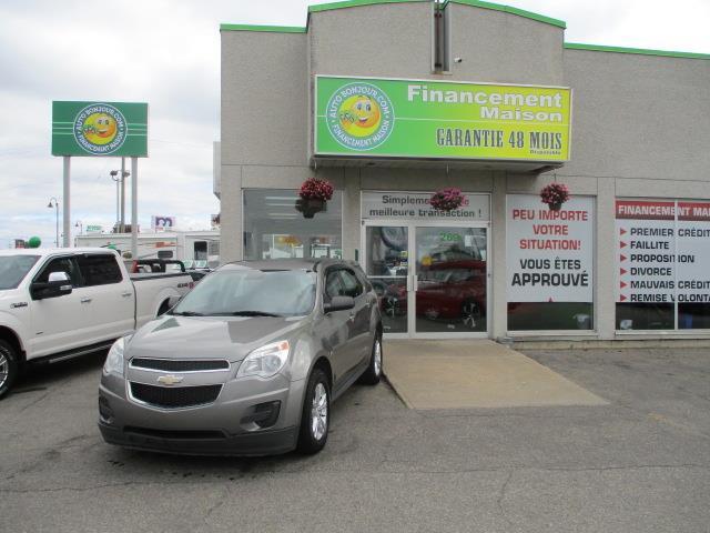 Chevrolet Equinox 2012 AWD 4dr LS ++APPROBATION+GARANTIE++ #18192