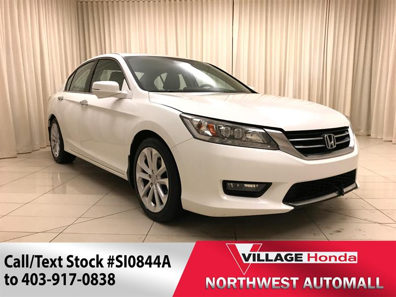 2014 Honda Accord Sedan Touring #SI0844A
