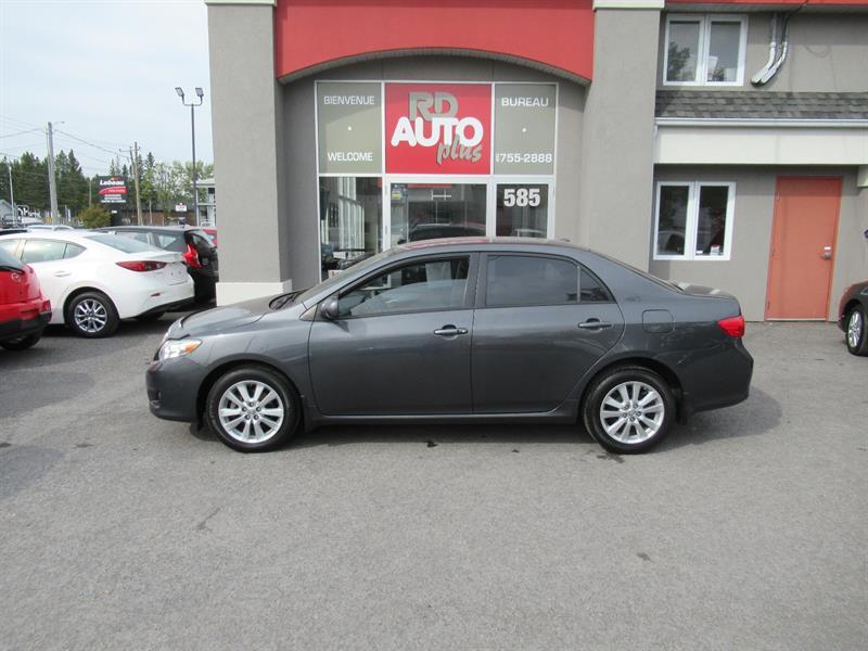 Toyota Corolla 2010 LE #10016