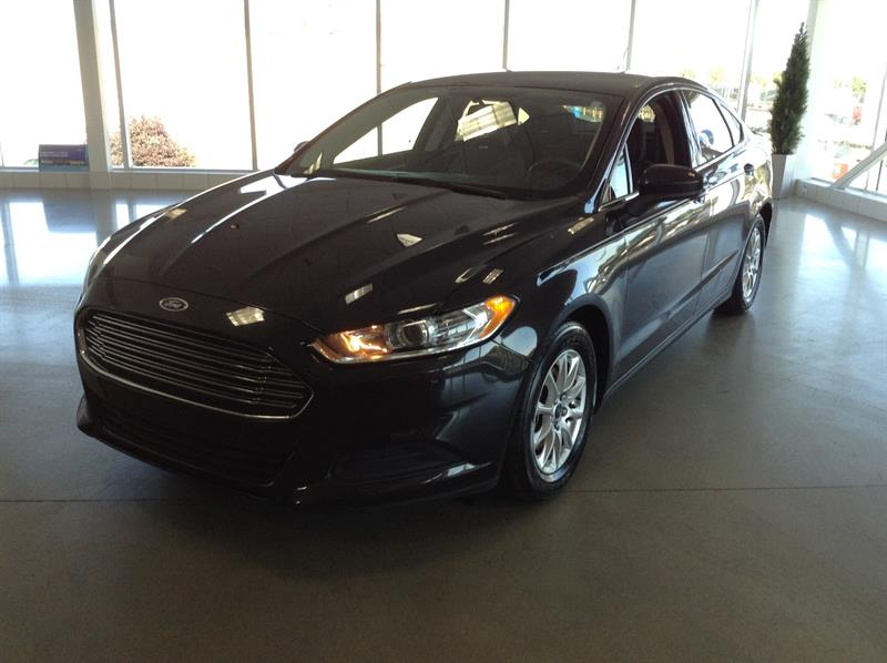 Ford Fusion S 2015 #A7116A