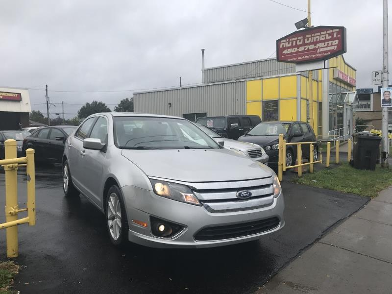 Ford Fusion 2010  SEL AWD 4X4 #334567