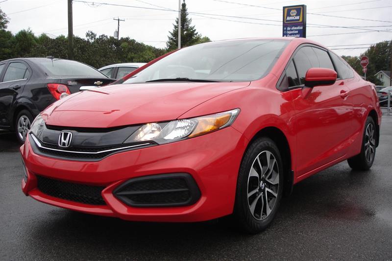Honda Civic Coupe 2015 EX